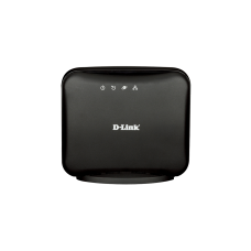 Modem Router D-Link DSL-320B Ver:1.06 Wireless